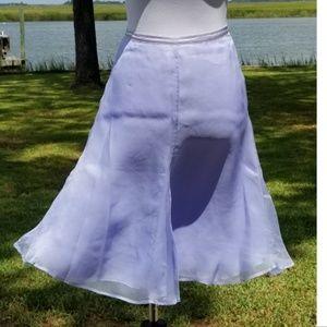 Emporio Armani silk skirt